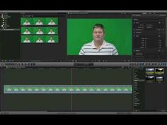 Final Cut Pro X Green Screen Tutorial (step-by-step instructions).  This video contains step-by-step instructions for keying within Final Cut Pro X.  Chroma keying is simply replacing a green colored background with a still image or full-motion video clip.  It's surprisingly easy to do in Final Cut Pro X!  As a video editing amateur, I was intimidated by older versions of Final Cut Pro but Final Cut Pro X makes video editing simple for all experience levels!  Please share this video with…