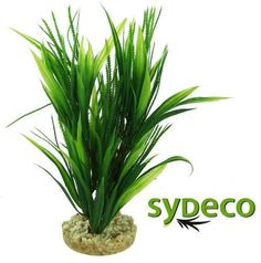 SYDECO Nature Collection Aqua Flora Aquarium Tropical Grass Green
