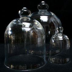 Glass Cloche: Gardenista
