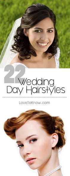 Every bride wants to look her best on her wedding day, and there are many beautiful wedding day hair styles to choose from. Whether you are interested in a classic style, a vintage look, or a chick modern hairdo, you can find wedding styles perfect for your special day.