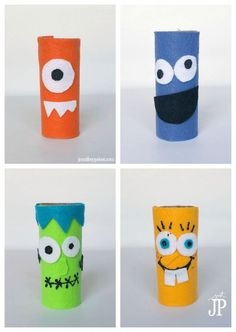 Turn Your Favorite Cartoons Into Party Favors! Cartoon Party Favors