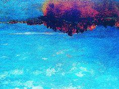 "https://flic.kr/p/zSMykj   Luigi Speranza -- The Connecticut Shore -- J. F. Kensett, ""Twilight after a storm"" -- oil on canvas -- 15 x 30 -- Collezione W. Shanahan -- ""Kensett and the Connecticut Shore,"" Mattatuck, Waterbury, Connecticut."
