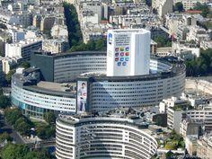La Maison de la Radio, Paris 16ème
