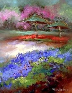 Raindrops and Roses — Nancy Medina
