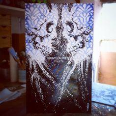 "Brat Artist - Vanity ShoppingBag Collection ""YSL - Yves Saint-Laurent""   Available @samhartgallery Montreux, Switzerland"