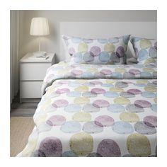 For Cass MALIN RUND Duvet cover and pillowcase(s) - Full/Queen (Double/Queen) - IKEA