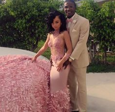 Pink Prom Dress,Mermaid Prom Dress,Long Sleeve Prom Dress,Fashion