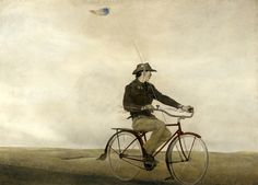 Andrew Wyeth - called 'Young America'