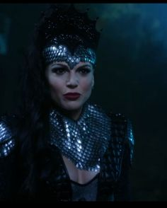 Regina The Evil Queen Season 2 Once Upon A Time copyrighted by the American Broadcasting Companies