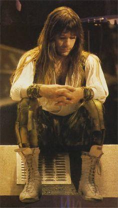 Mi cantante favorito del heavy metal