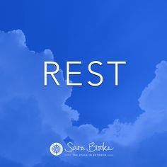 Rest x Love Notes, Rest, Space, Floor Space, Love Letters, Love Messages, Spaces