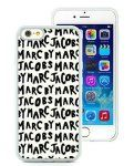 Iphone 6 Cases Custom Design Marc by Marc Jacobs 03 Cell Phone Tpu Cover Case for Iphone 6 4.7 Inch White