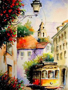 « travel in lisbon.. » par Almeida Coval