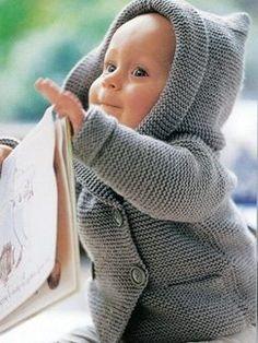 Essential Baby: Book by Debbie Bliss | Duffle coat
