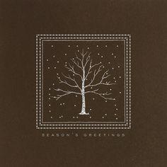 """""""Birch"""" Card, Paperless Post"""