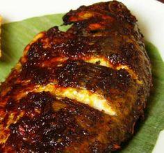 Resep Ikan Bakar Kecap ~ InFemale