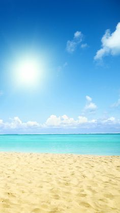 Beach, Water, Outdoor, Nature, Caribbean, Wallpapers, Summer Time, Dawn, Gripe Water