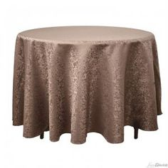 90 Round Decorator Table Cloths