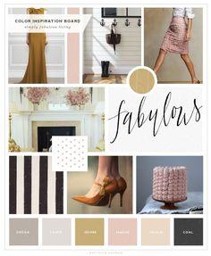 Simply Fabulous Living - Saffron Avenue : Saffron Avenue