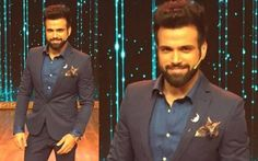Indian Drama shows host by Rithvik Dhanjani