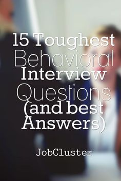 Top 12 Behavioral Interview Questions and Sample Answers- Infographic 15 Toughest Behavioral Interview Questions (and best Answers) Behavioral Interview Questions, Job Interview Preparation, Interview Skills, Interview Questions And Answers, Job Interview Tips, Management Interview Questions, Preparing For An Interview, Professional Interview Questions, Assistant Principal Interview Questions