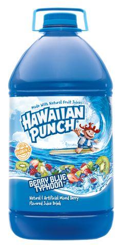 blue drink for baby boy shower. Blue punch plus sprite  pineapple sorbet