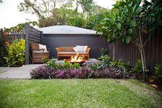 Cooparoo 3 - tropical - patio - brisbane - Utopia Landscape Design