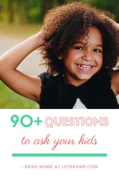 Strengthen your bond and have more quality time with your children using these questions to ask your kids. It's easy and exciting! Daily Questions For Kids Kids Questions, Funny Questions, Would You Rather Questions, This Or That Questions, Kids Reading, Quality Time, It's Easy, Funny Kids, Bond