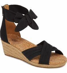 3fc085fd6ca Main Image - UGG® Traci Espadrille Wedge Sandal (Women)