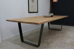 QT dining table - WRW & Co