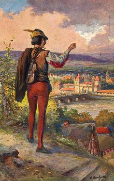 Oskar Herrfurth - Der Rattenfänger von Hammeln (Brüder Grimm)