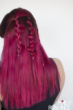 Boho braids tutorial