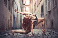 Danse et Exploration Urbaine, les superbes photographies de Haze Kware