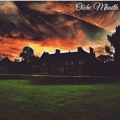 Good Night From Ireland  The sky is on fire in Wexford! Fantastic shot by @rumur1wx