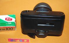 ASAHI PENTAX auto110 superボディー& 20-40mm F2.8 ZOOMレンズ付き・ 一眼レフカメラ1983年式 - ぱれっとストア ◎ Palette Store