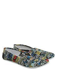HOTTOPIC.COM - DC Comics Batman Comic Flats