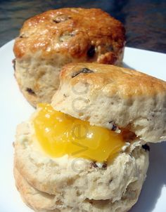 Classic English Scones. Quick and Easy to make, moist, light and fluffy! - Lovefoodies