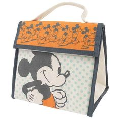 Mickey Mouse Lunchbag