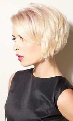 15 Trendy Stacked Bob Haircut Looks Hair Pinterest Short