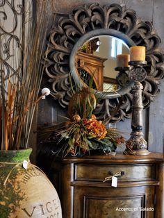 Accents of Salado Retail Store in Salado, Texas Pictures Stores - rich elements Style Toscan, Tuscan Furniture, Picture Store, Tuscany Decor, Home Decoracion, World Decor, Tuscan House, Mediterranean Home Decor, Tuscan Decorating