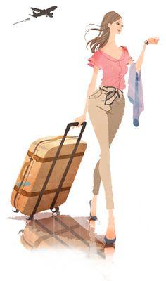 ●••°‿✿⁀Travel‿✿⁀°••●  ~~ChisatoSaka