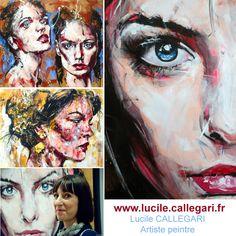 Lucile CALLEGARI Artiste peintre www.lucile.callegari.fr www.pinterest.com/lucilecallegari www.facebook.com/lucile.callegari.5