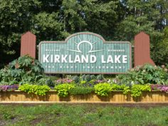 Town of Kirkland Lake website Ontario Attractions, Ontario Travel, Lake Signs, Maps Street View, Places To Travel, Places Ive Been, Parks, Coast, Canada