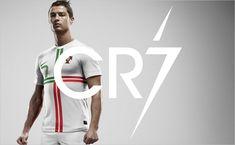 Logo Concept for Cristiano Ronaldo: CR7 + Nike - Logo Designer