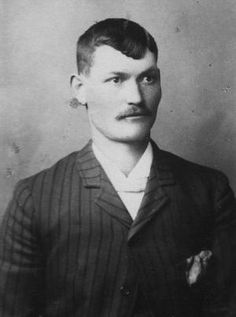 Nate Champion, who ran a small herd of cattle in the Hole-in-the-Wall country, was killed by the invaders of Johnson County, on April 9, 1892, in a very one-sided shootout.  He was the most significant casualty in the Johnson County War.