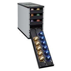 nespresso capsule storage