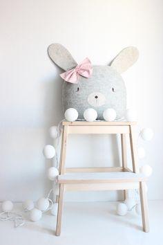 Pillow Bunny @minisbyvane | www.minisbyvane.etsy.com