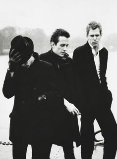 The Clash were just too cool.