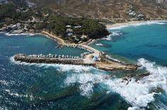 Yialiskari -Ikaria island, Greece-my mom's & yiayia's village