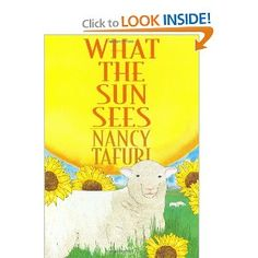 What the Sun Sees, What the Moon Sees : Nancy Tafuri (Hardcover, 1997)